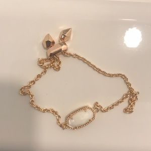 Kendra Scott Rose Gold Bracelet